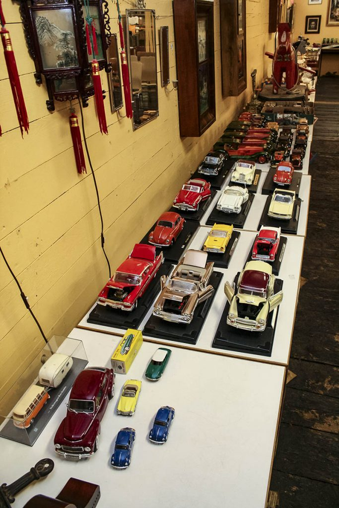 Modellbilar för exempelvis samlare.